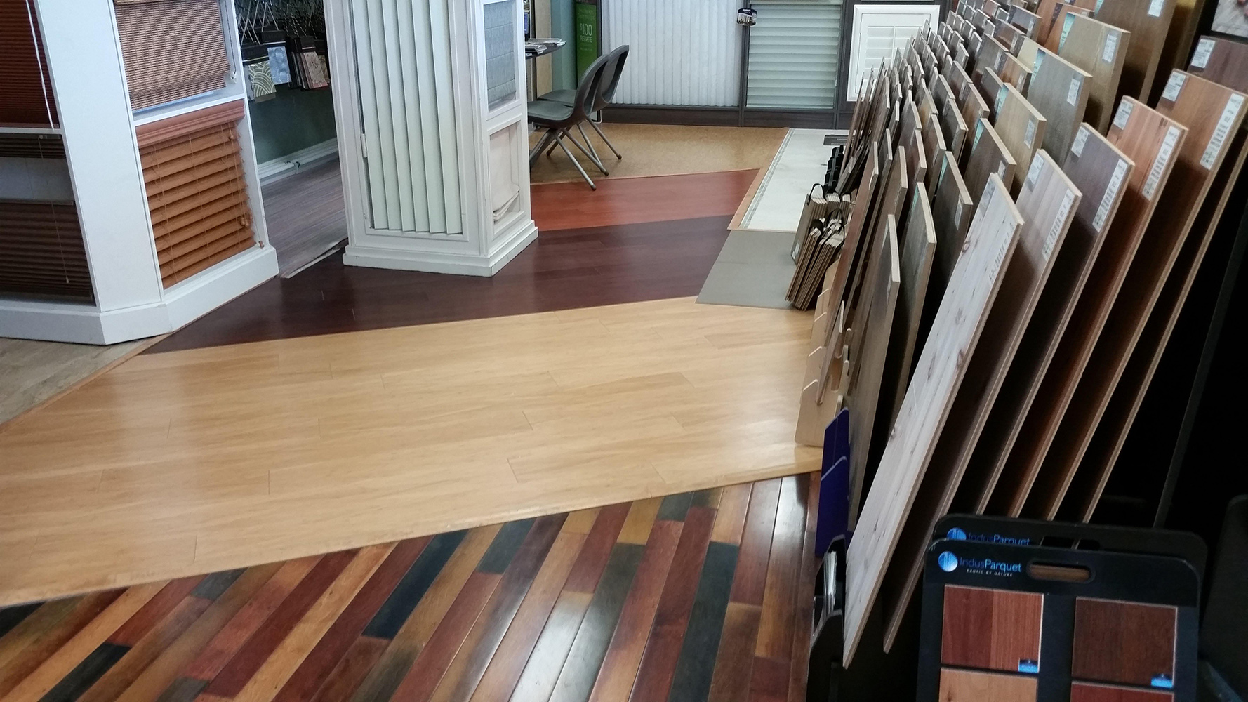 Residential and commercial flooring options